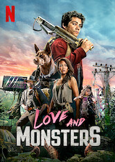 Search netflix Love and Monsters